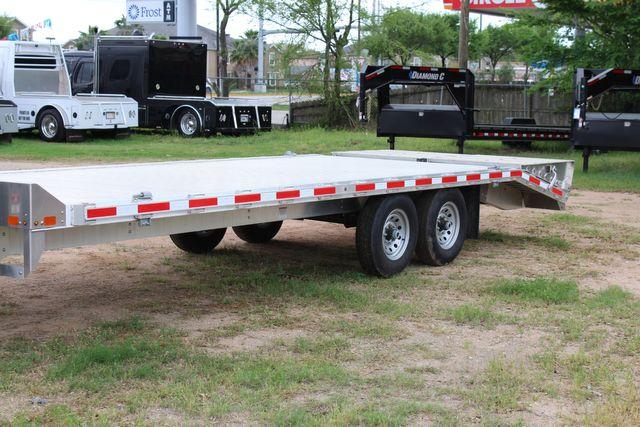 2019 Eby 24.5 GN 7K Equipment Goose neck trailer 15,900 GVWR Deck Over CONROE, TX 5