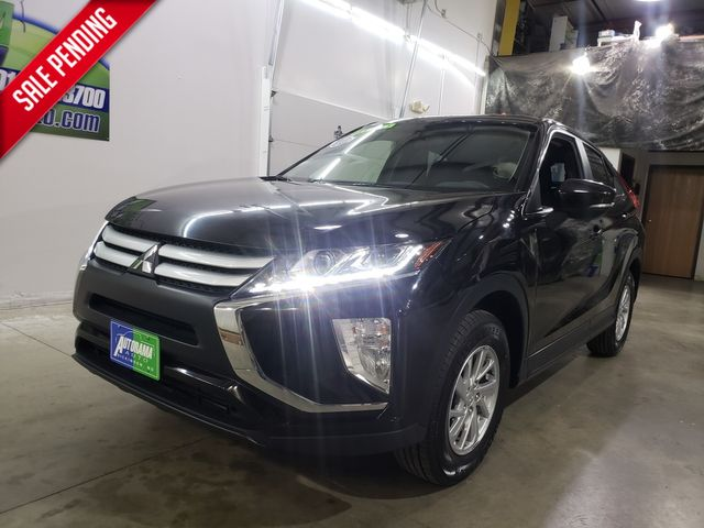 2019 Mitsubishi Eclipse Cross ES AWD Warranty All Wheel Drive