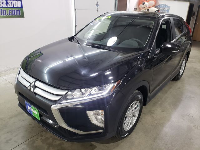 2019 Mitsubishi Eclipse Cross ES AWD Warranty All Wheel Drive in Dickinson, ND 58601