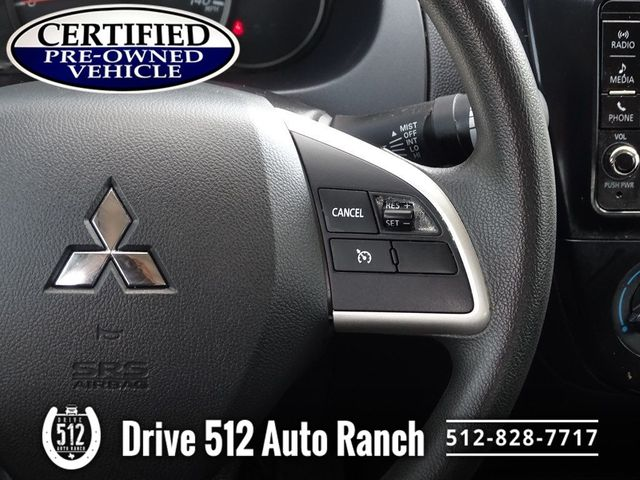 2019 Mitsubishi MIRAGE ES G4 SEDAN in Austin, TX 78745