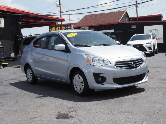 2019 Mitsubishi Mirage G4 ES Sedan 4D