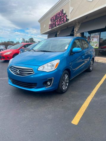 2019 Mitsubishi Mirage G4 SE | Hot Springs, AR | Central Auto Sales in Hot Springs, AR