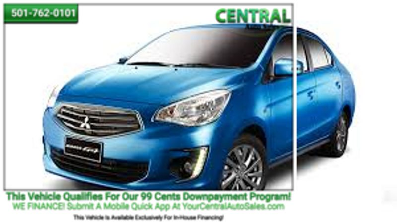 2019 Mitsubishi Mirage G4 SE | Hot Springs, AR | Central Auto Sales in Hot Springs AR
