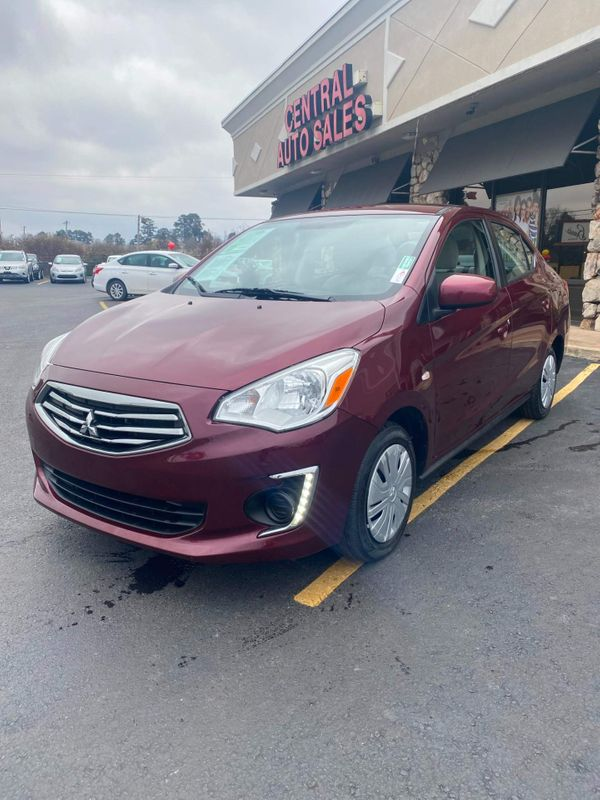 2019 Mitsubishi MIRAGE G4    Hot Springs, AR   Central Auto Sales in Hot Springs AR