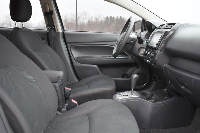 2019 Mitsubishi Mirage G4 ES Naugatuck, Connecticut 8