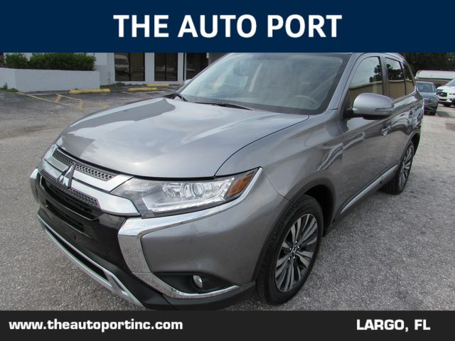 2019 Mitsubishi Outlander SEL in Largo, Florida 33773