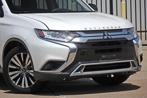 2019 Mitsubishi Outlander ES | Plano, TX | Carrick's Autos in Plano, TX