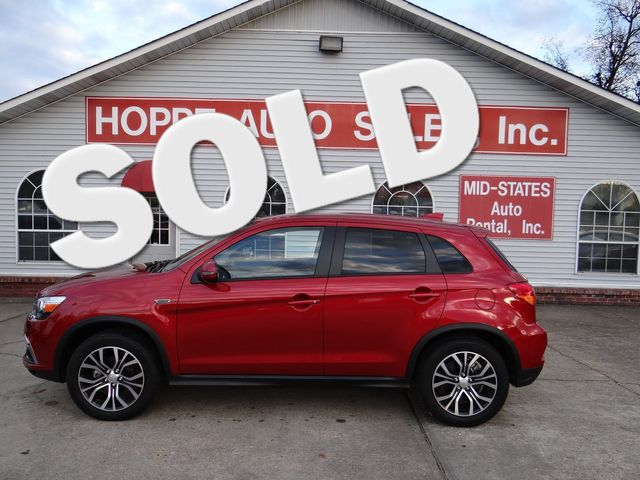 2019 Mitsubishi Outlander Sport SE 2.0 | Paragould, Arkansas | Hoppe Auto Sales, Inc. in  Arkansas