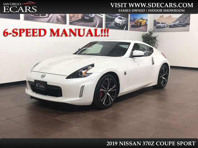 2019 Nissan 370Z Coupe Sport in San Diego, CA 92126