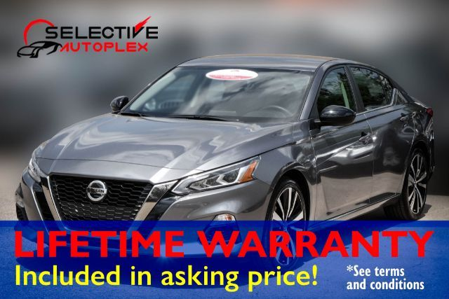 2019 Nissan Altima 2.5 SR, NAV, LEATHER SEATS, REMOTE START in Carrollton, TX 75006