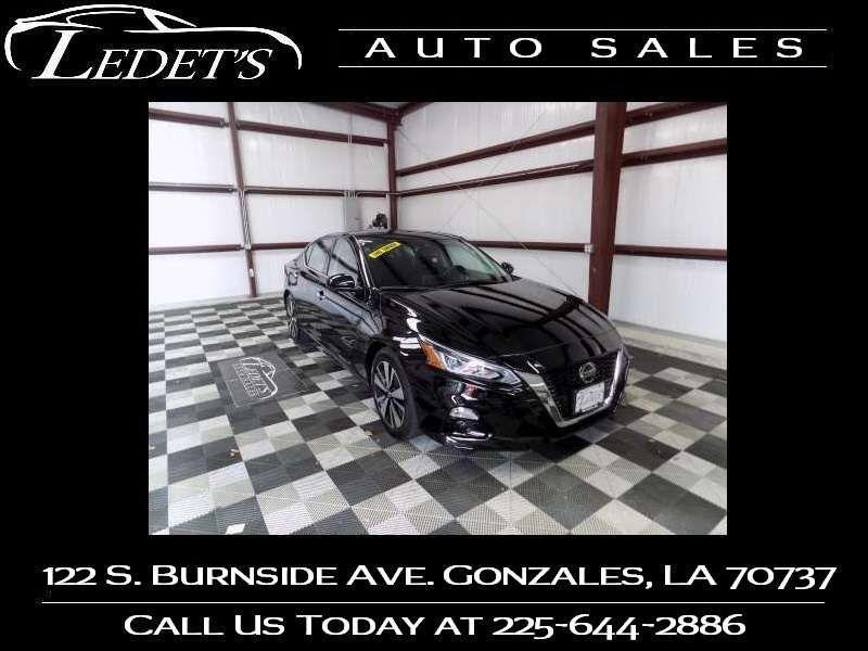 2019 Nissan Altima 2.5 SL - Ledet's Auto Sales Gonzales_state_zip in Gonzales Louisiana