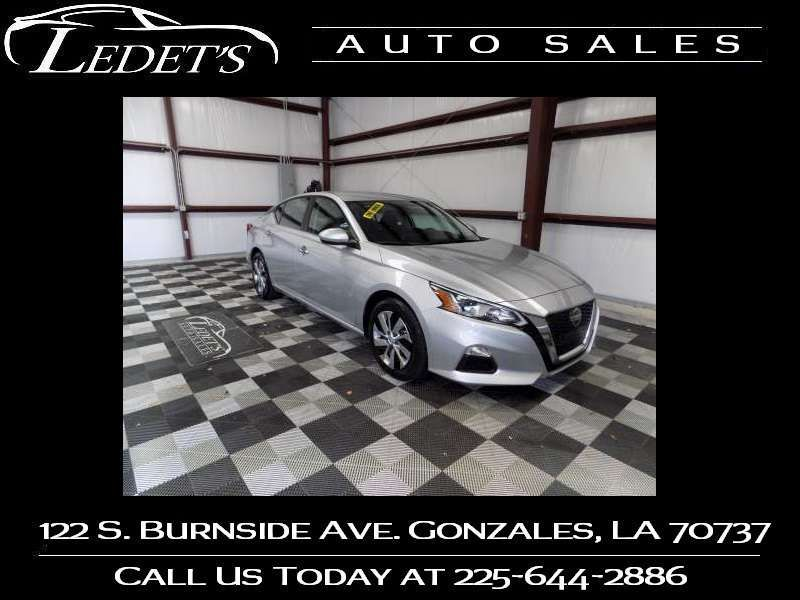 2019 Nissan Altima 2.5 S - Ledet's Auto Sales Gonzales_state_zip in Gonzales Louisiana