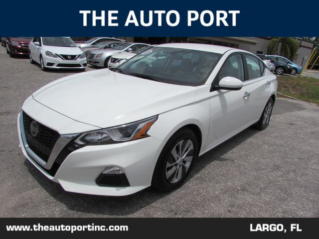 2019 Nissan Altima 2.5 S in Largo, Florida 33773