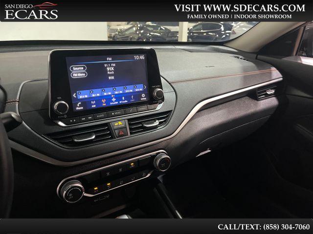 2019 Nissan Altima 2.5 SR in San Diego, CA 92126