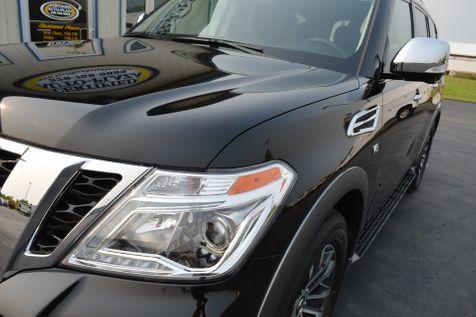 2019 Nissan Armada SL 4X4 in Alexandria, Minnesota