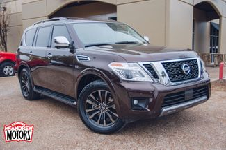 2019 Nissan Armada Platinum 4x4 in Arlington, Texas 76013