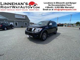 2019 Nissan Armada SL in Bangor, ME 04401