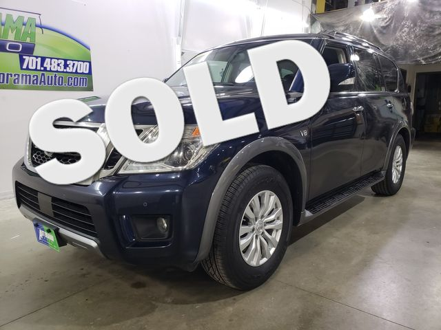 2019 Nissan Armada SV AWD All Wheel Drive 200,000 mile warranty