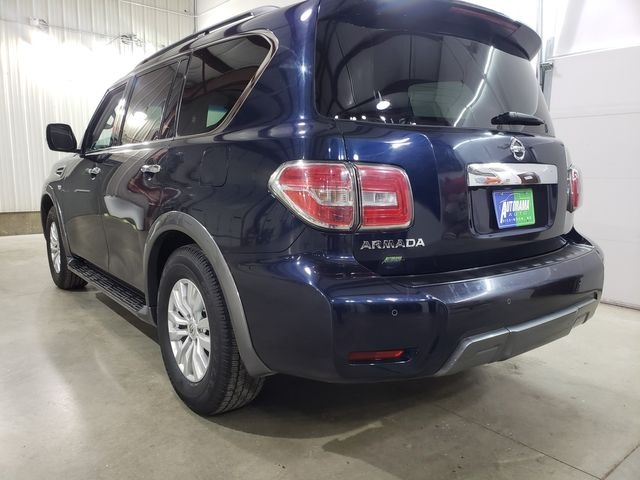 2019 Nissan Armada SV AWD All Wheel Drive in Dickinson, ND 58601