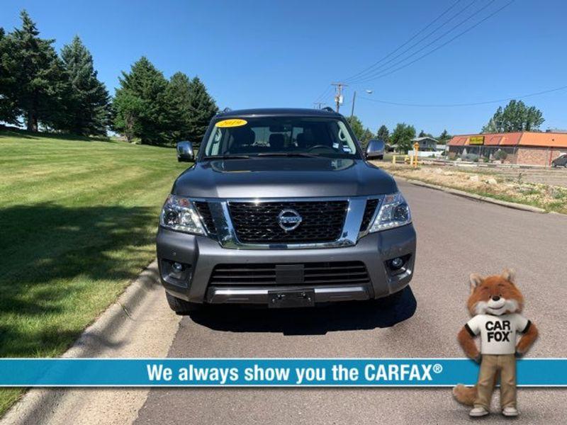 2019 Nissan Armada SL  city MT  Bleskin Motor Company   in Great Falls, MT