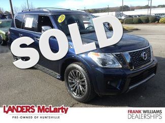 2019 Nissan Armada Platinum | Huntsville, Alabama | Landers Mclarty DCJ & Subaru in  Alabama