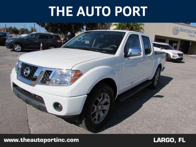 2019 Nissan Frontier SL W/NAVI in Largo, Florida 33773