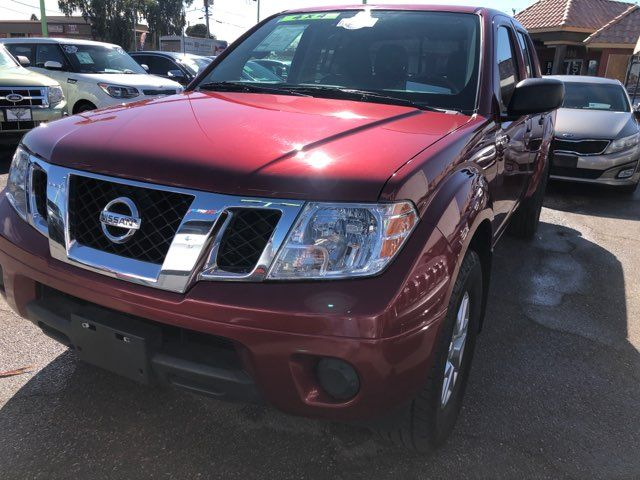 2019 Nissan Frontier SV CAR PROS AUTO CENTER (702) 405-9905 Las Vegas, Nevada 4