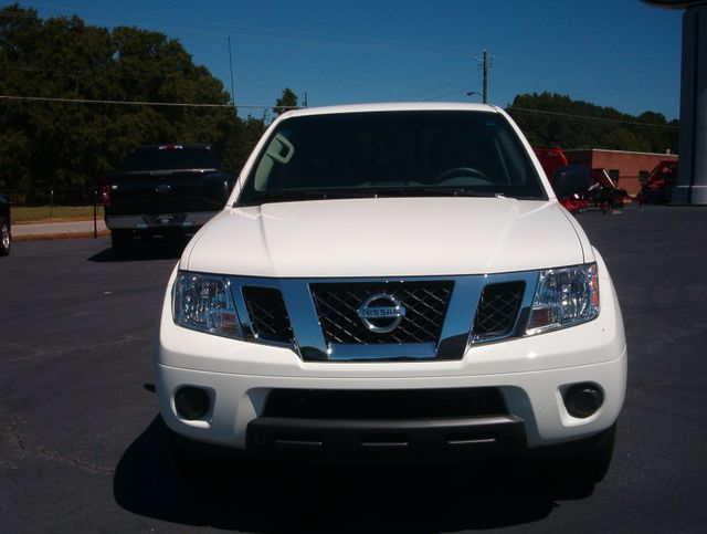 2019 Nissan Frontier SV 4x4 in Madison, Georgia 30650
