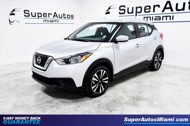 2019 Nissan Kicks SV in Doral, FL 33166