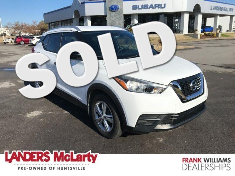 2019 Nissan Kicks S | Huntsville, Alabama | Landers Mclarty DCJ & Subaru in Huntsville Alabama
