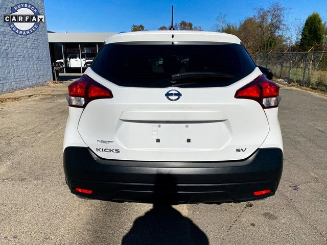 2019 Nissan Kicks SV Madison, NC 2