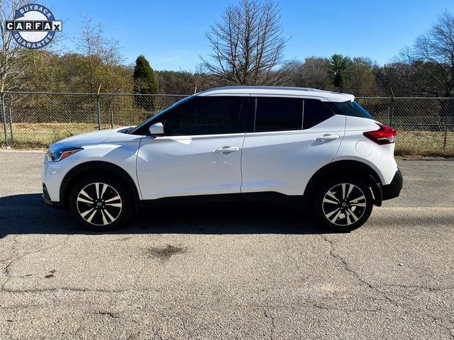2019 Nissan Kicks SV Madison, NC 4