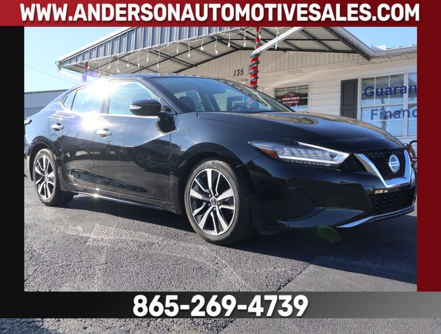 2019 Nissan Maxima SV in Clinton, TN 37716
