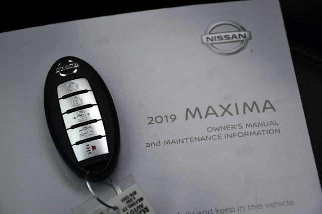 2019 Nissan Maxima SV Waterbury, Connecticut 42