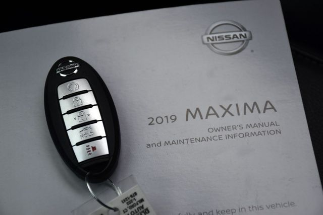 2019 Nissan Maxima SV Waterbury, Connecticut 39