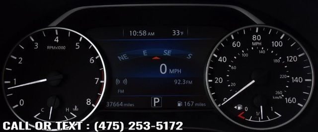 2019 Nissan Maxima SL Waterbury, Connecticut 31