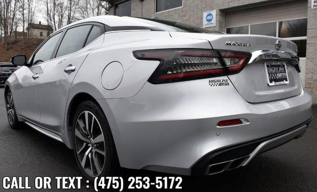 2019 Nissan Maxima SL Waterbury, Connecticut 3