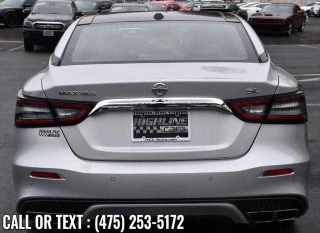 2019 Nissan Maxima SL Waterbury, Connecticut 4