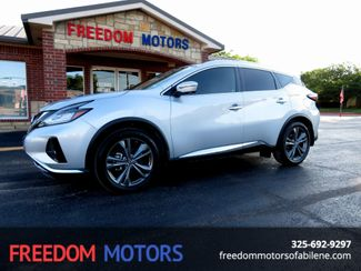 2019 Nissan Murano Platinum AWD in Abilene,Tx, Texas 79605