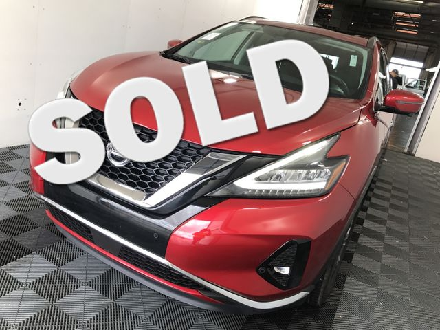 2019 Nissan Murano SV in Layton, Utah 84041