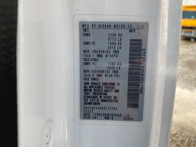 2019 Nissan NV200 Compact Cargo S Hoosick Falls, New York 5