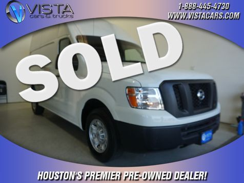 2019 Nissan NV2500HD SV in Houston, Texas