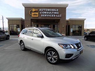 2019 Nissan Pathfinder SL 4x4 in Bullhead City, AZ 86442-6452