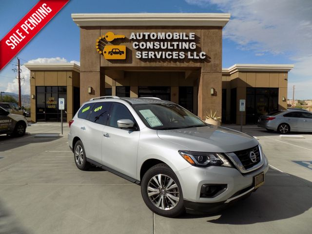 2019 Nissan Pathfinder SL 4x4 in Bullhead City, AZ 86442-6452