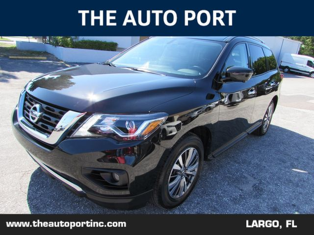 2019 Nissan Pathfinder SL W/NAVI