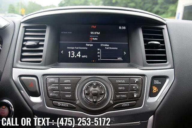 2019 Nissan Pathfinder SL Waterbury, Connecticut 13