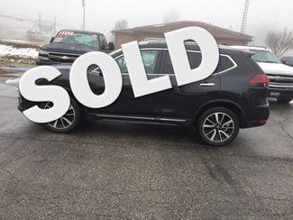2019 Nissan Rogue 4x4 SL Ontario, OH
