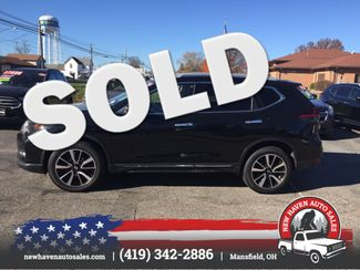 2019 Nissan Rogue 4x4 SL in Mansfield, OH 44903