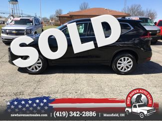 2019 Nissan Rogue 4X4 S in Mansfield, OH 44903