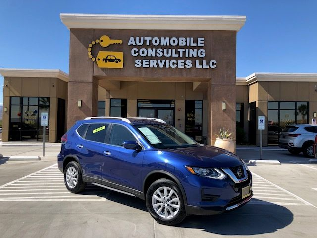 2019 Nissan Rogue SV AWD in Bullhead City, AZ 86442-6452